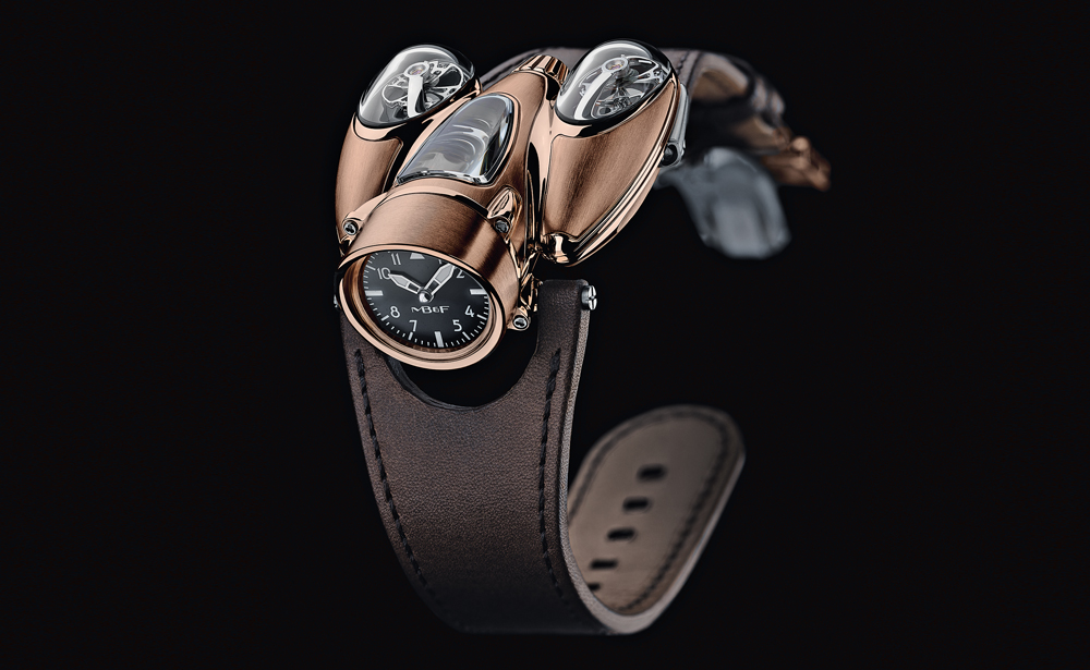 MB&F Watches at Gold Mountain Gallery